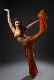 Belly dancer Stock Photos