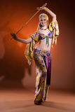 Belly Dancer Royalty Free Stock Photo