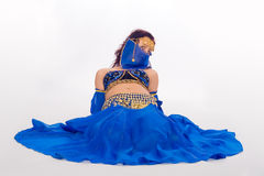 Belly dancer Stock Photography