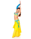 Belly dancer Stock Images