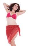 belly dancer Στοκ Φωτογραφίες