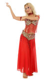Belly-dancer Royalty Free Stock Photos