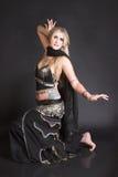 Belly Dancer Stock Images