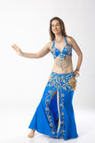 Belly dancer woman Stock Photography
