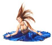 Belly dancer Stock Image