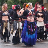 Belly Dancers Stock Photos