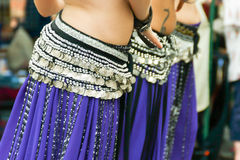 Belly Dancers Stock Images