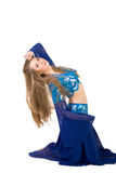 Belly dancing Stock Photos