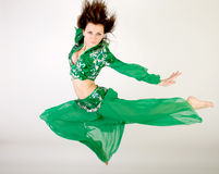 Free Belly Dancing Royalty Free Stock Photography - 13709687