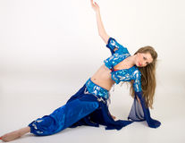 Belly dancing Royalty Free Stock Photos