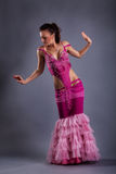 Belly dancing Royalty Free Stock Image