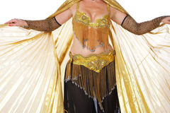 Bellydance Royalty Free Stock Photography