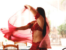Bellydancer 8 Royalty Free Stock Photos