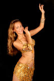 Bellydancer Fotos de Stock Royalty Free