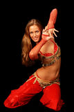 Bellydancer Royalty Free Stock Images