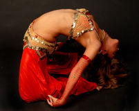 Bellydancer9 Royalty Free Stock Photo