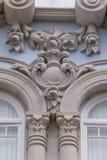 Belmarco slottdetaljer Arkivbild