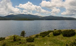 Belmeken Dam, Bulgaria Stock Images