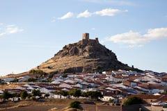Belmez, Cordova - Spagna Fotografie Stock