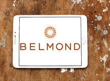 Belmond logo Arkivfoton