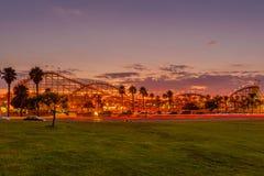 Belmont Park Arkivbild