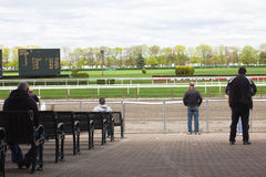 Belmont Park Race Track 2011 Royalty Free Stock Photo
