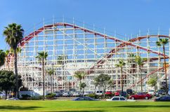 Belmont Park, San Diego, CA Royalty Free Stock Photo