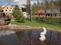 Belmontas (Vilna, Lituania) Fotografía de archivo libre de regalías