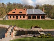 Belmontas (Vilnius, Lithuanie) Photographie stock libre de droits