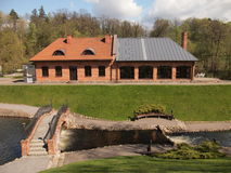 Belmontas (Vilnius, Lituânia) Fotografia de Stock Royalty Free
