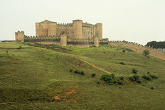 Belmonte Castillo Stock Photography
