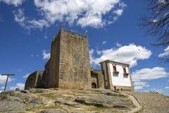 Belmonte castle Royalty Free Stock Photos