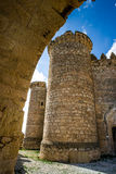 Belmonte Castle, La Mancha, Spain Royalty Free Stock Photo
