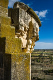 Belmonte Castle, La Mancha, Spain Royalty Free Stock Images
