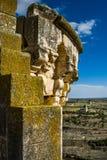 Belmonte Castle, La Mancha, Spain Royalty Free Stock Images