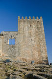 Belmonte Castle in Portugal Stock Photos