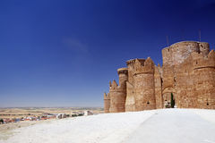Belmonte Castle Royalty Free Stock Images