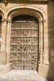 Belmonte kościół drzwi Zdjęcie Royalty Free