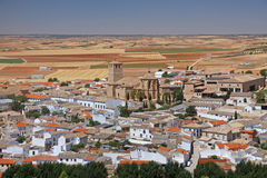 Belmonte, Spain Royalty Free Stock Photography