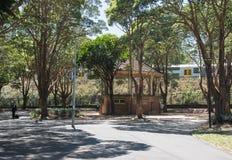 Belmore公园-悉尼 库存照片