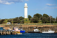 Belmore basen, Północny Wollongong, Australia Obrazy Royalty Free