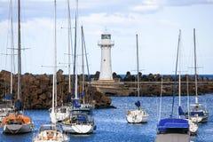 Belmore-Becken, Wollongong-Hafen, Australien Lizenzfreie Stockfotos