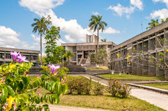 Belmpopan - столица Белиза Стоковые Фото
