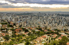 BELO HORIZONTE, BRÉSIL Photos stock
