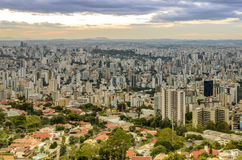 BELO HORIZONTE, BRASIL Foto de Stock Royalty Free