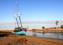 Belo Sur Mer, Madagascar Imagen de archivo