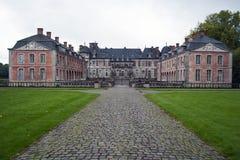Beloeil城堡 免版税图库摄影