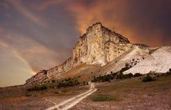 Belogorsk Crimea royaltyfri fotografi