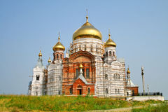 Belogorsky Convent in Perm Krai, Russia Royalty Free Stock Image