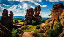 Belogradchik Βουλγαρία Στοκ Φωτογραφία
